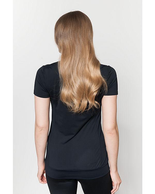 Energetics T-Shirt Gapela schwarz