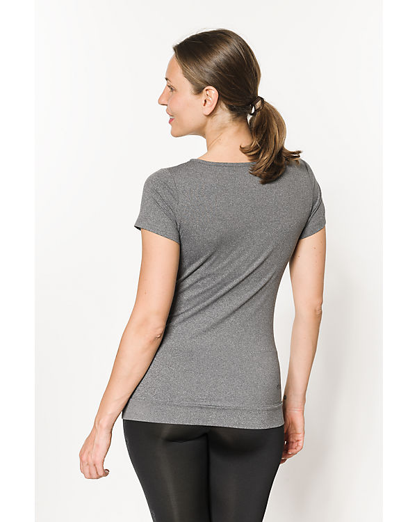 Energetics T-Shirt Gafina anthrazit