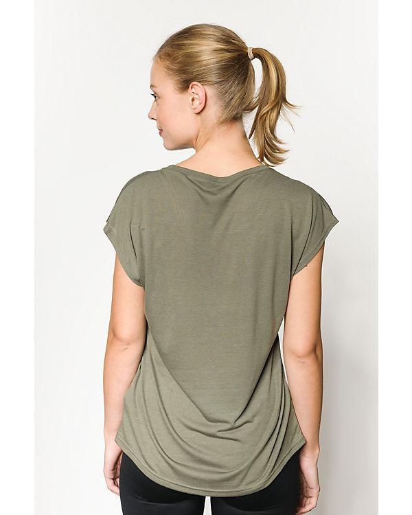 Energetics T-Shirt Gerda khaki