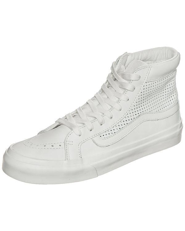Vans Sk8-Hi Slim Cutout Sneaker weiß