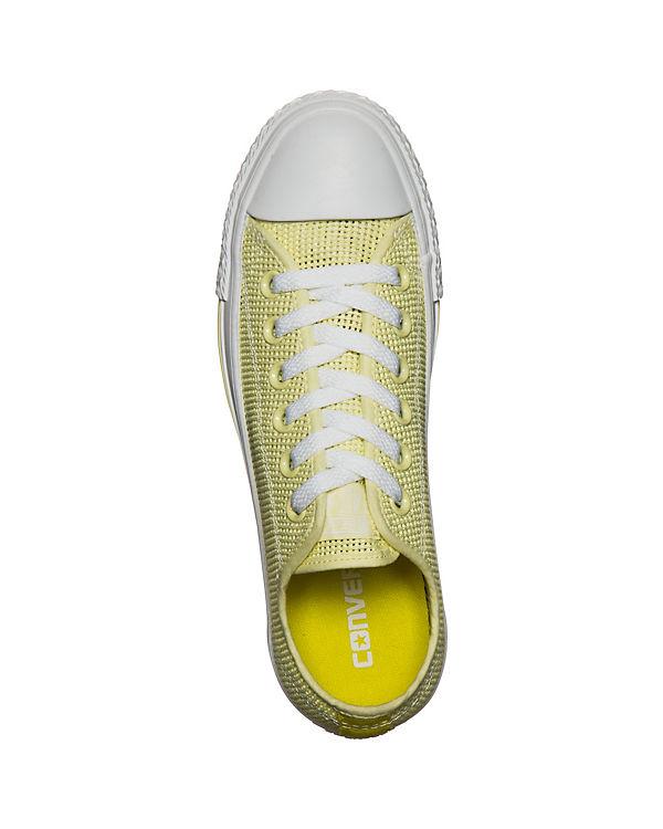 Converse Chuck Taylor All Star OX Sneaker gelb
