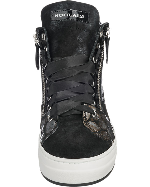 NoClaim Eva Sneakers schwarz-kombi