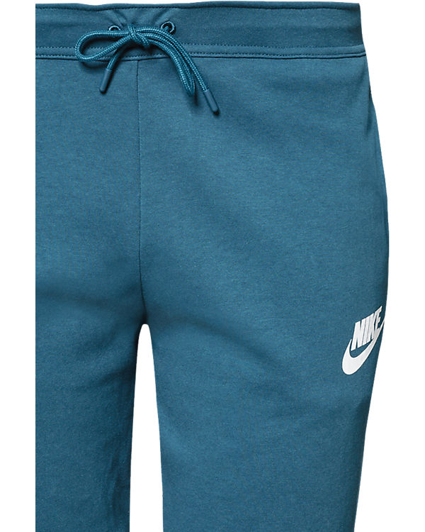 NIKE Jogginghose AV15 blau