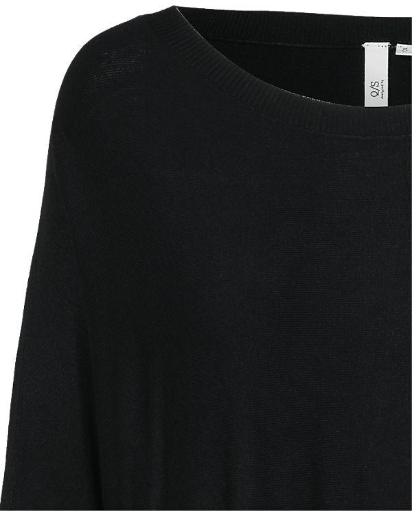 Q/S Pullover schwarz