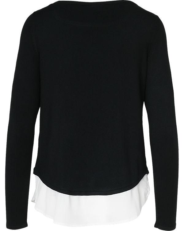 s.Oliver BLACK LABEL Pullover schwarz