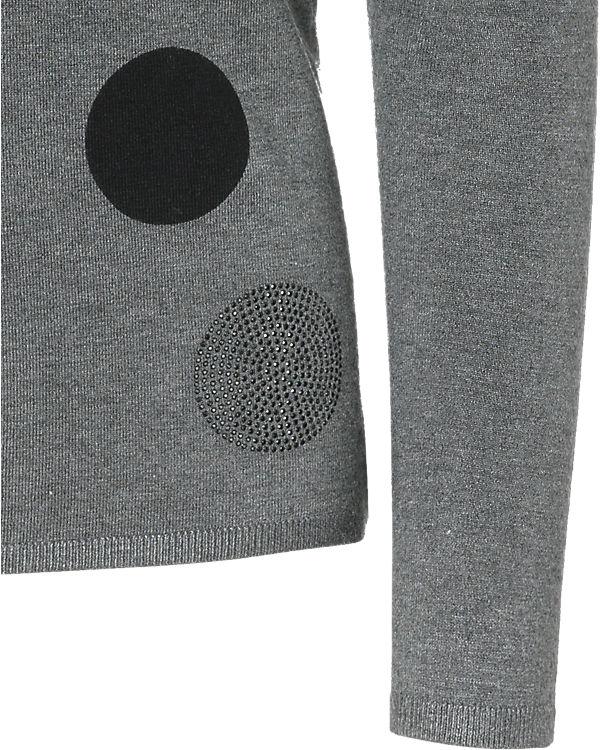 s.Oliver BLACK LABEL Pullover grau