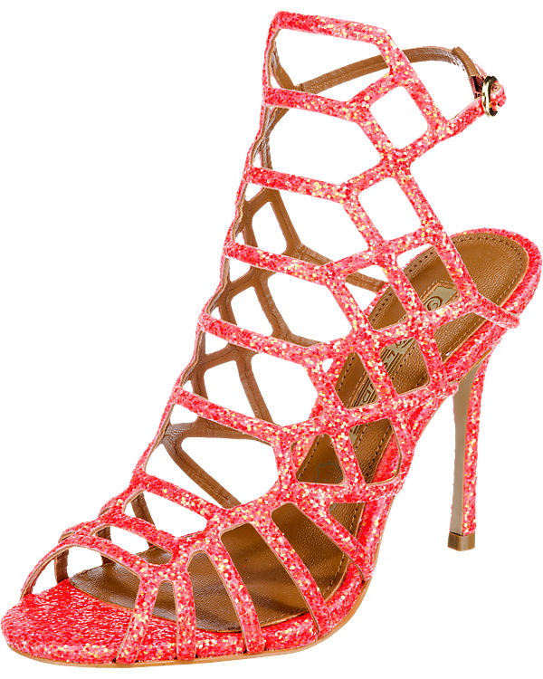 BUFFALO Sandaletten rosa