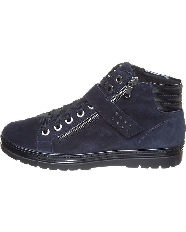 Semler Ruby Sneakers blau