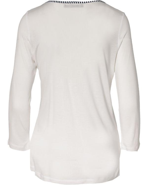 Desigual 3/4-Arm-Shirt weiß