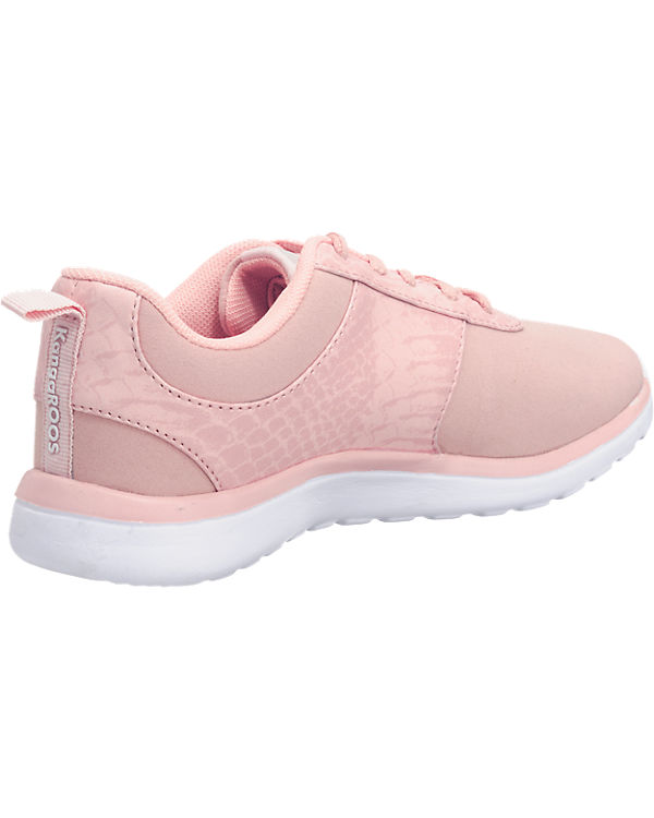 KangaROOS Bumpy II Sneakers rosa