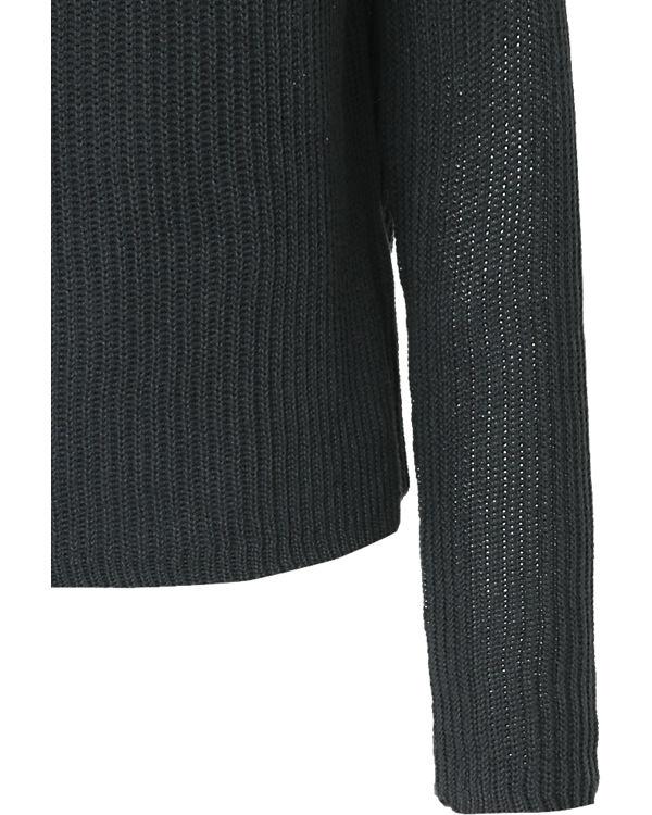 REVIEW Pullover schwarz