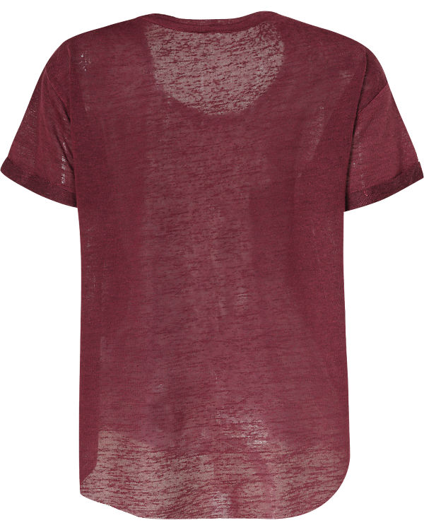 REVIEW T-Shirt bordeaux
