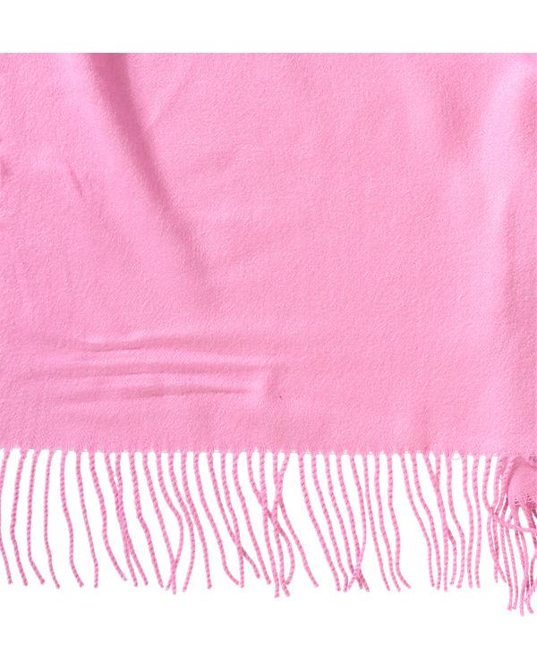 REVIEW Schal pink