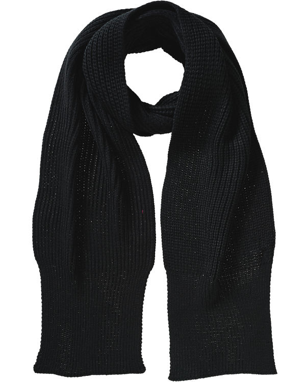 REVIEW Schal schwarz