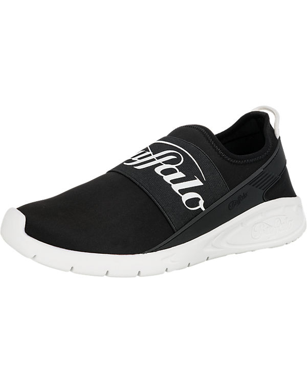 BUFFALO Sneakers schwarz Modell 1