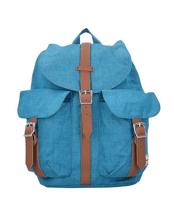 Herschel Classic Dawson Womens Backpack Rucksack 29 cm blau