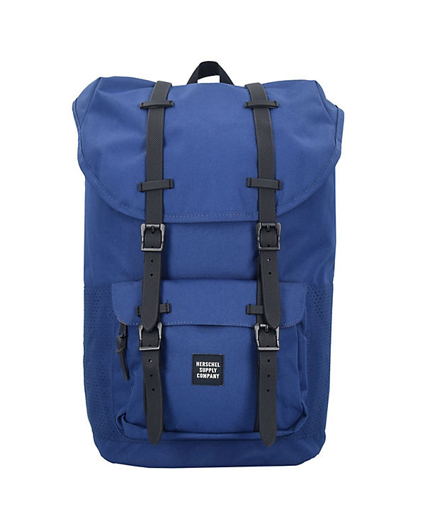 Herschel Little America 17 Backpack Rucksack 52 cm Laptopfach blau