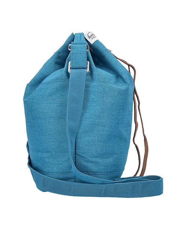Herschel Carlow Beuteltasche 30 cm blau