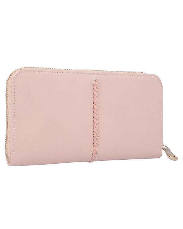 Patrizia Pepe Geldbörse 20 cm rosa