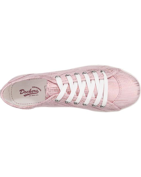 Dockers by Gerli Sneakers rosa