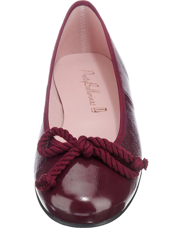 Pretty Ballerinas Ballerinas bordeaux