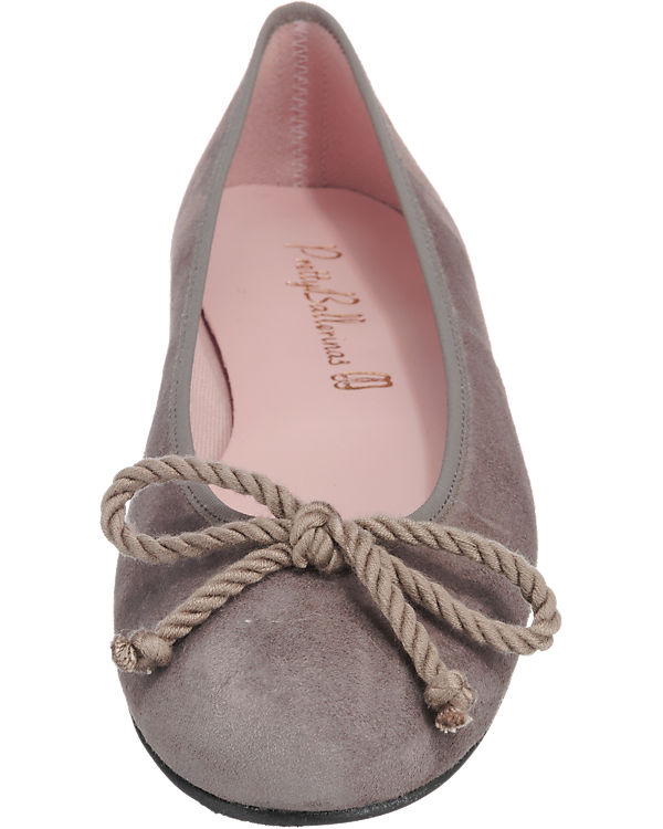 Pretty Ballerinas Ballerinas grau