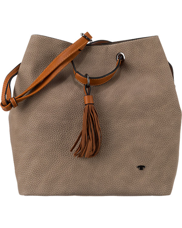 TOM TAILOR TOM TAILOR Celina Shopper grau