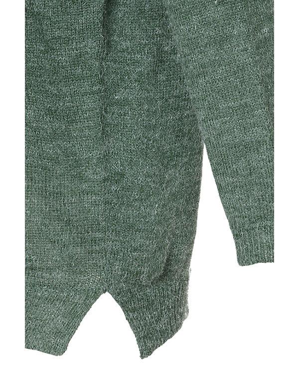ICHI Pullover grün