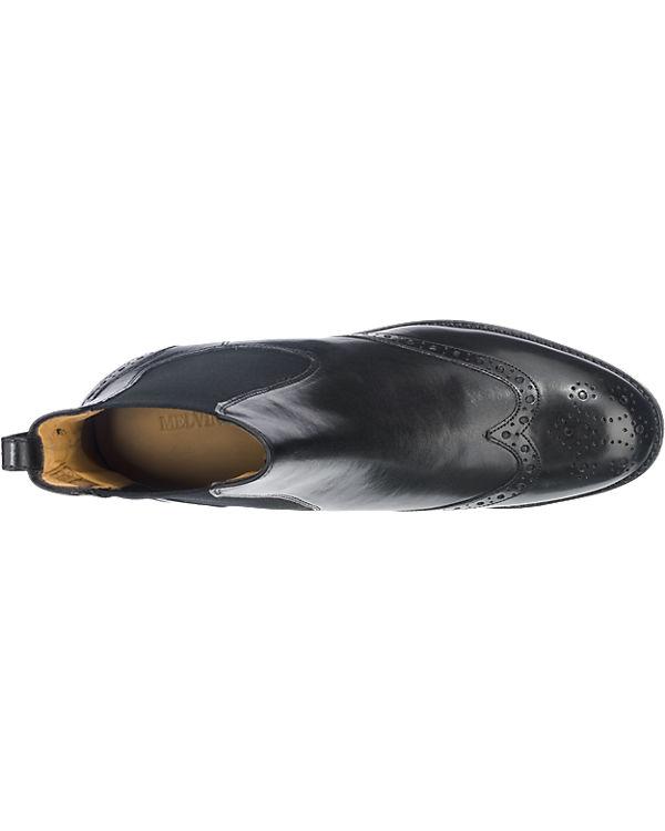 MELVIN & HAMILTON Amelie Stiefeletten schwarz Modell 1