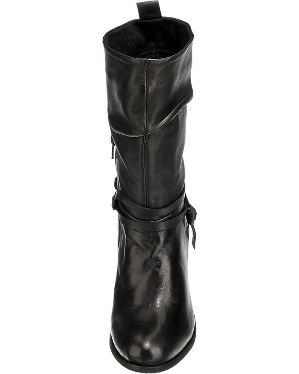 SPM Gaia Stiefel schwarz