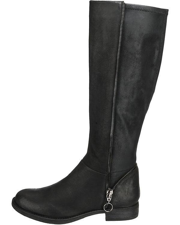 SPM Uk Stiefel schwarz