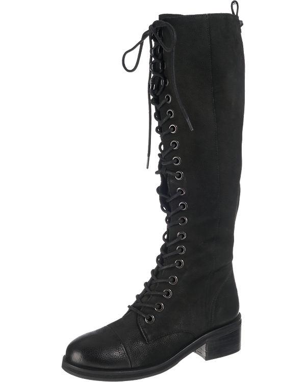 Zac Klassische Stiefel schwarz