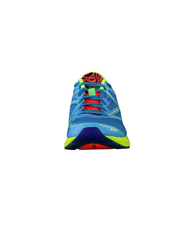 ASICS Sportschuhe blau-kombi