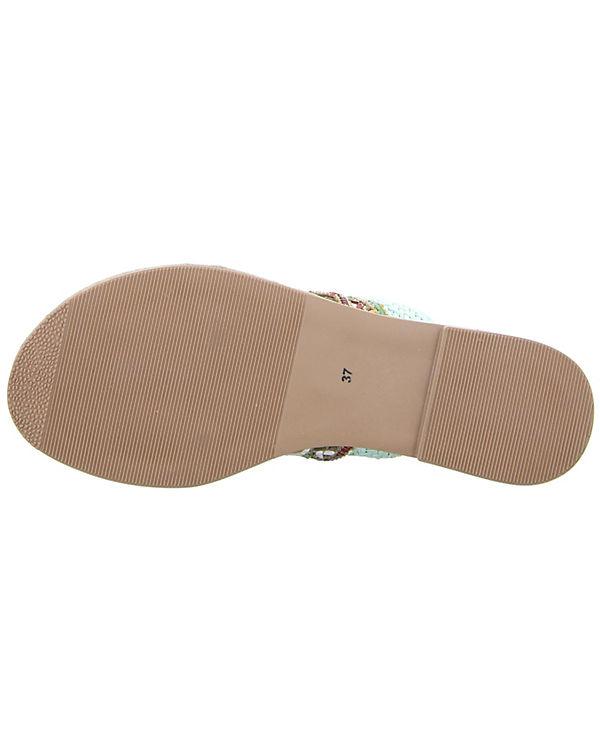 BOXX Damen Pantolette 67813/A-GR beige