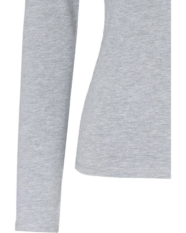 EMOI Langarmshirt grau