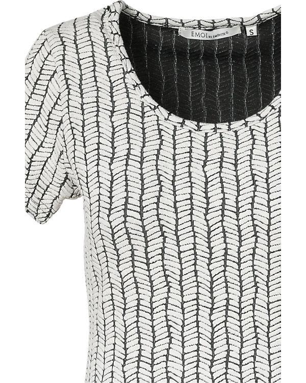EMOI Jerseykleider offwhite