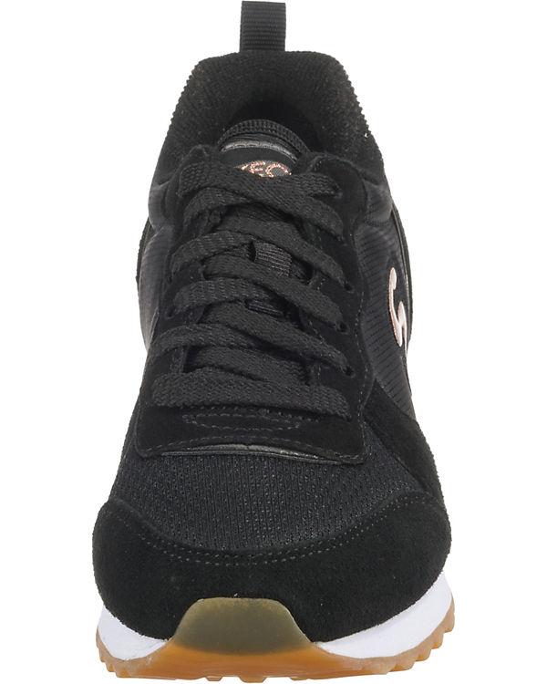 SKECHERS Og 85 Gold'n Gurl Sneakers schwarz