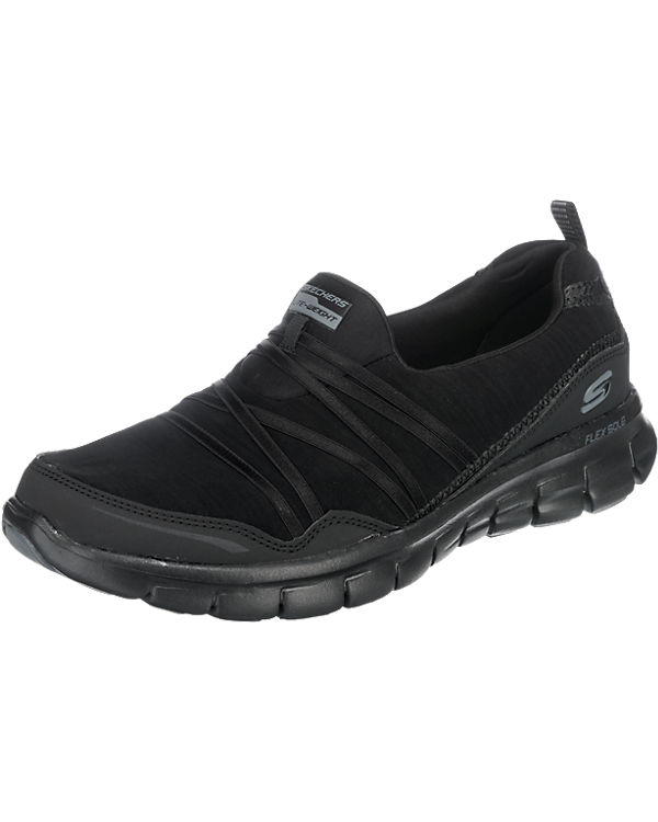 SKECHERS Synergy Scene Stealer Sneakers schwarz
