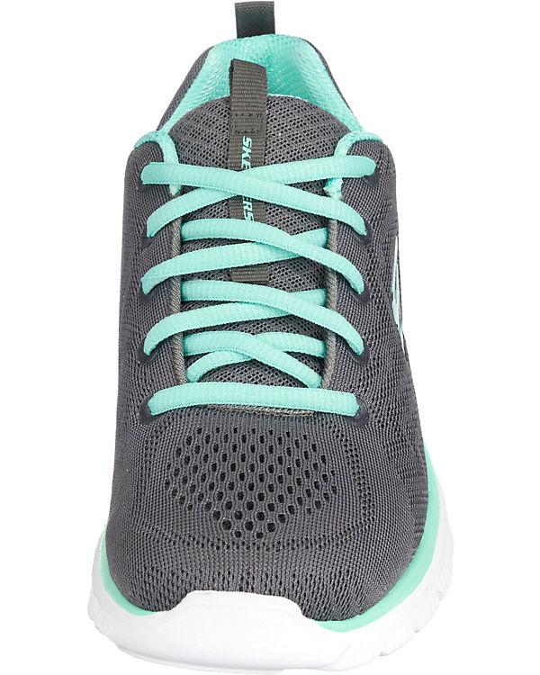 SKECHERS Graceful 2.0 Get Connected Sneakers grau