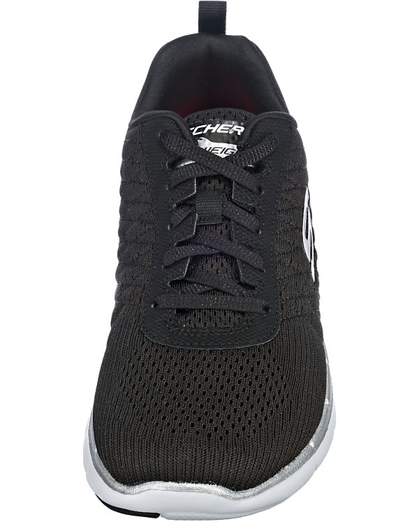 SKECHERS Flex Appeal 2.0 Break Free Sneakers schwarz Modell 2