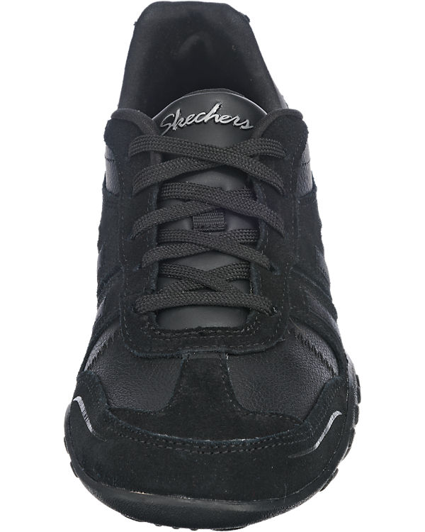 SKECHERS Breathe-Easy Modern Day Sneakers schwarz