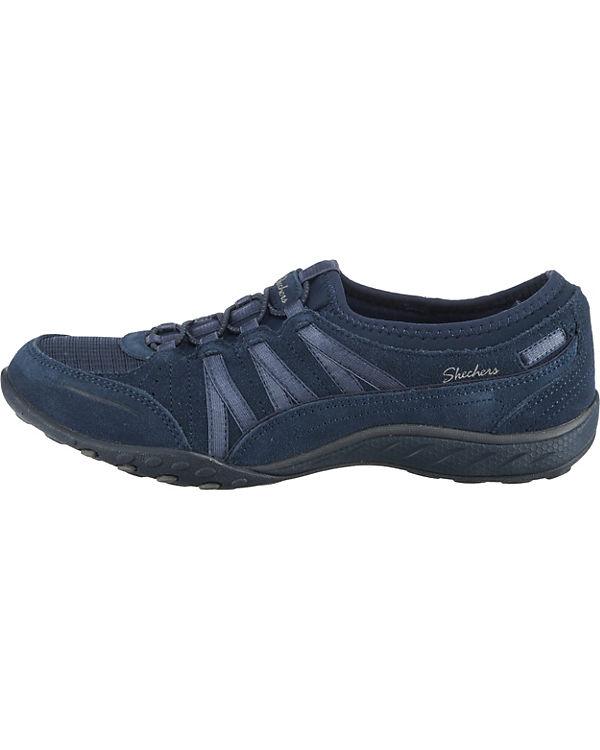 SKECHERS Breathe-Easy Moneybags Sneakers dunkelblau
