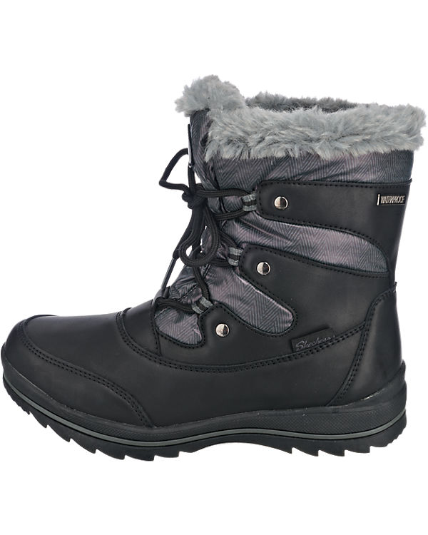 SKECHERS Colorado Castle Rock Stiefel schwarz