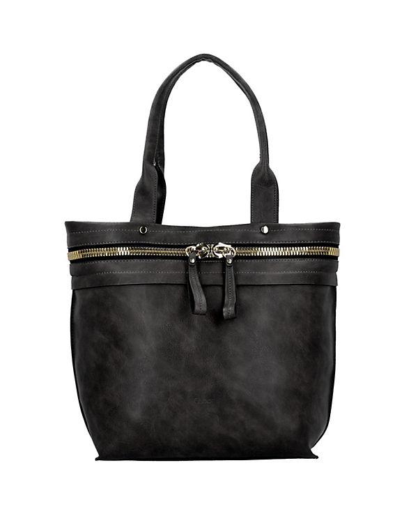 Gabor Gabor Sara Shopper Tasche 41 cm schwarz