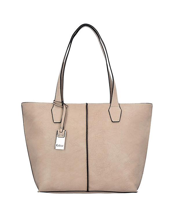 Gabor Gabor Arezzo Shopper Tasche 43 cm beige