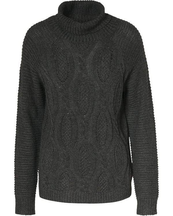 Soyaconcept Pullover dunkelgrau