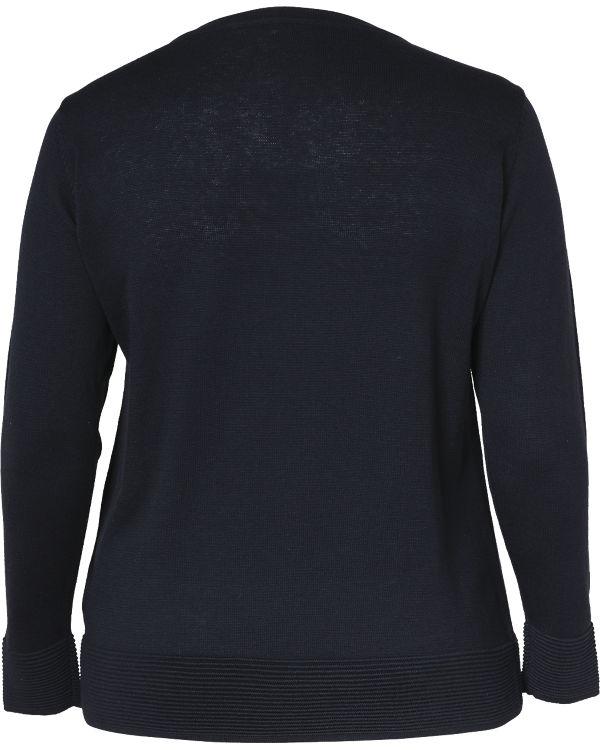 BLUE SEVEN Pullover dunkelblau