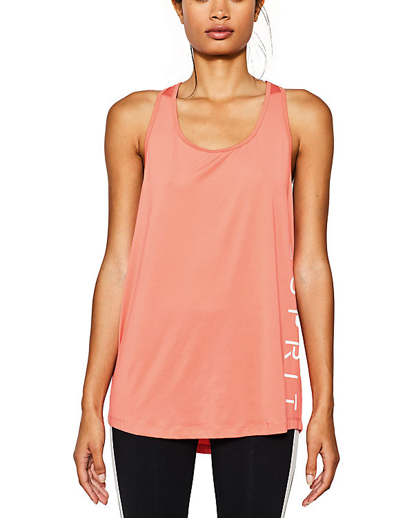 ESPRIT Sports Top orange