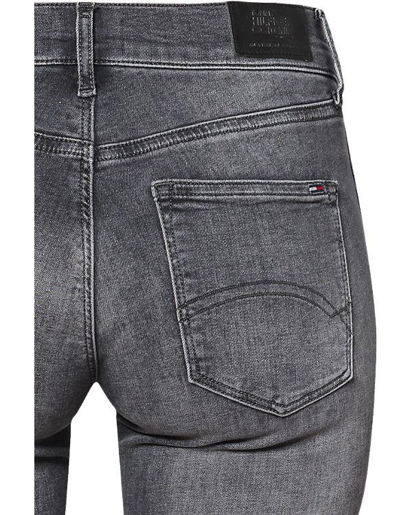 HILFIGER DENIM Jeans Nora Skinny grau