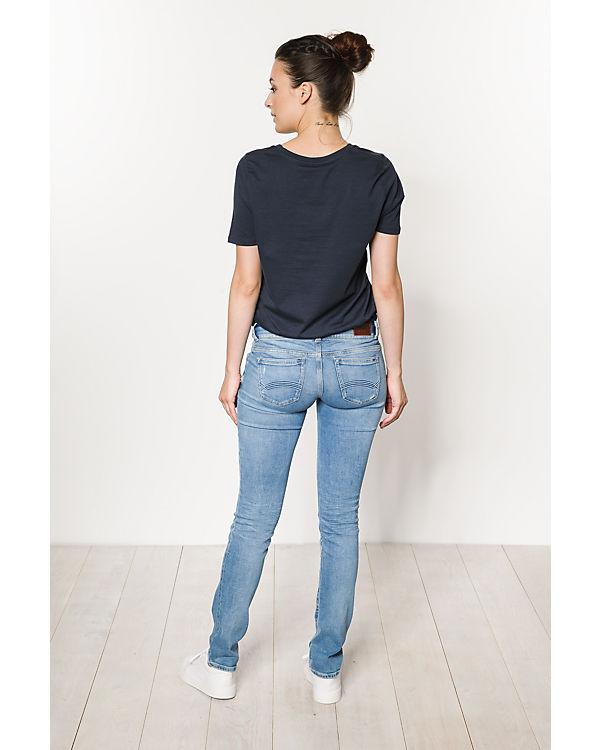 HILFIGER DENIM Jeans Viola Straight blau